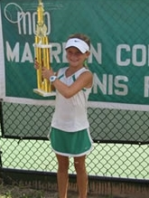 Charlotte owns by (7) 2010 National Champion Little Mo 8 & Under in Austin, Texas trains year-around at RMTA